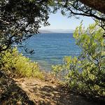 Randonnée au bord de la côte d'azur by pizzichiniclaudio - St. Tropez 83990 Var Provence France