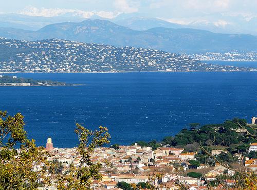 Golfe de Saint-Tropez - La neige n'est pas loin ! par myvalleylil1