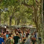 Marché Provencal à Saint-Tropez by lucbus - St. Tropez 83990 Var Provence France