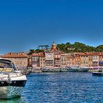 Le Port de Saint Trop ! par lucbus - St. Tropez 83990 Var Provence France