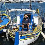Voilier dans le Port de Saint-Tropez par myvalleylil1 - St. Tropez 83990 Var Provence France