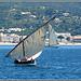 Gréement latin (la voile latine) by myvalleylil1 - St. Tropez 83990 Var Provence France