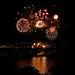 Feu d'artifice dans le golfe de Saint-Tropez par myvalleylil1 - St. Tropez 83990 Var Provence France