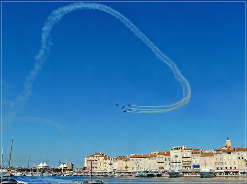 15 août : Les Ailes de Saint-Tropez by myvalleylil1