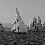 LES VOILES DE SAINT - TROPEZ 2012 par  - St. Tropez 83990 Var Provence France