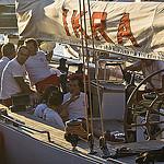 Les marins d'Ikra par Rideuz' - St. Tropez 83990 Var Provence France