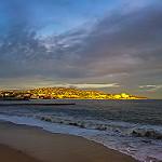 Coucher de soleil précis sur Ste Maxime by Matiou83 - Sainte Maxime 83120 Var Provence France