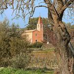 Eglise Sainte-Anne - Le Castellet par Charlottess - Ste. Anne du Castellet 83330 Var Provence France