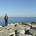 Panorama sur la Baie de Sainte Maxime par csibon43 - Sainte Maxime 83120 Var Provence France
