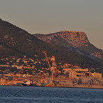 Le port de Toulon by  - Toulon 83000 Var Provence France