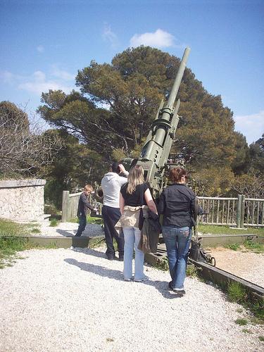 Mont Faron, Toulon. par Only Tradition