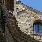 Fenêtre à Tourtour by mistinguette18 - Tourtour 83690 Var Provence France