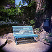 Banc attend passant par  - Tourtour 83690 Var Provence France
