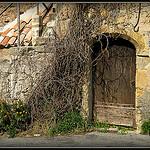 Porte rustique par myvalleylil1 - Tourtour 83690 Var Provence France