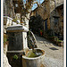 Fontaine de la Placette by  - Tourtour 83690 Var Provence France