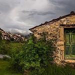 Trigance, juste après l'orage by Hervé D. - Trigance 83840 Var Provence France