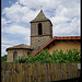Varages - clocher de l'église par Renaud Sape - Varages 83670 Var Provence France