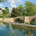 Pont romain  3 arches - Vins-sur-Caramy by  - Vins sur Caramy 83170 Var Provence France