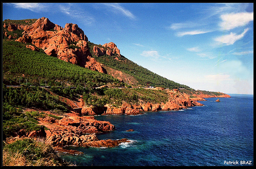 Massif de l'Esterel by Patchok34