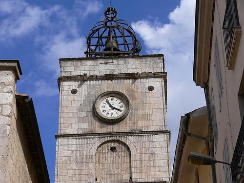 Tour de l'Horloge by Jean NICOLET