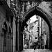 Apt - rue des marchands au pied de la tour de l'horloge par rbrands - Apt 84400 Vaucluse Provence France