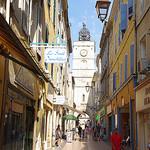 Beffroi d'Apt par Spiterman - Apt 84400 Vaucluse Provence France