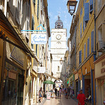 Beffroi d'Apt by Spiterman - Apt 84400 Vaucluse Provence France