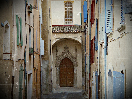 Apt - Luberon - Provence by Babaou