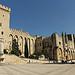 Palais des Papes d'Avignon par Meteorry - Avignon 84000 Vaucluse Provence France
