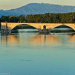 Le Mont-Ventoux à 60km du pont d'Avignon... par Marc Haegeman Photography - Avignon 84000 Vaucluse Provence France