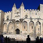 Le Palais des Papes d'Avignon par yom1 - Avignon 84000 Vaucluse Provence France