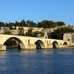 Vue sur Avignon : le Pont Saint-Bénézet par voyageur85 - Avignon 84000 Vaucluse Provence France