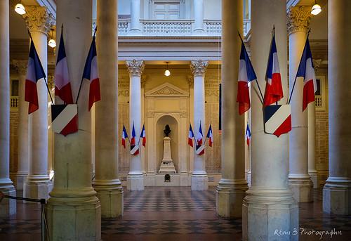 Intérieur de la Mairie d'Avignon par Rémi Avignon