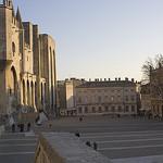 Place du Palais par cpqs - Avignon 84000 Vaucluse Provence France