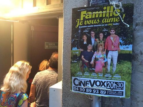 Pièce de théâtre Famille je vous aime - Festival d'Avignon 2017 by gab113