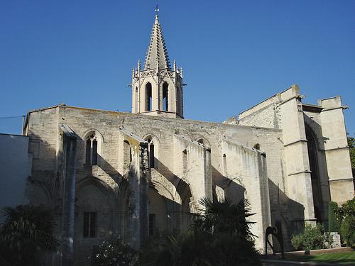 Церкви Авиньона - Eglise Saint Didier
