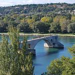 Le pont Saint-Benezet à Avignon (Vaucluse) par Luca & Patrizia  - Avignon 84000 Vaucluse Provence France