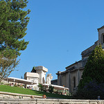 Le jardin des Doms par  - Avignon 84000 Vaucluse Provence France
