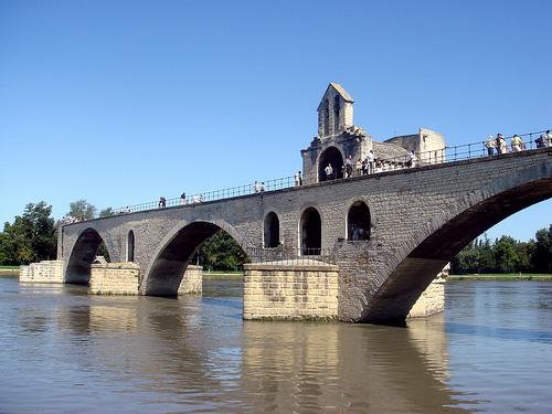 Pont Saint-Bénézet, Avignon par twiga_swala