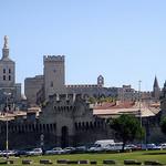 Remparts et Palais des papes d'Avignon by twiga_swala - Avignon 84000 Vaucluse Provence France