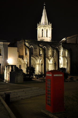 Temple Saint Martial d'Avignon by Laurent2Couesbouc
