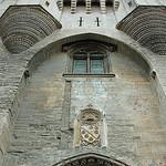 Entrée du Palais des Papes by Cilions - Avignon 84000 Vaucluse Provence France