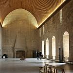 """""""Le grand Tinel"""" - Palais des Papes. by Cilions - Avignon 84000 Vaucluse Provence France"""