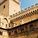 Les créneaux du Palais des Papes par José Schettini Sobrinho - Avignon 84000 Vaucluse Provence France