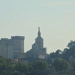 Avignon : Notre-Dame des Doms domine la ville by gab113 - Avignon 84000 Vaucluse Provence France