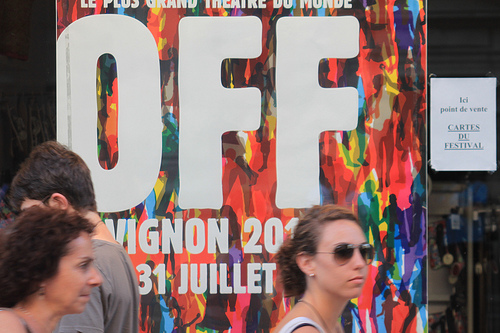 Festival d'Avignon - Le OFF by gab113