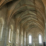 Grand Chapel - Palais des Papes by  - Avignon 84000 Vaucluse Provence France
