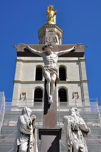 Avignon - Notre Dame des Doms par frediquessy