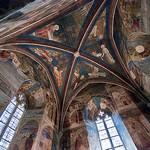Fresque de la chapelle Saint Martial par Ferryfb - Avignon 84000 Vaucluse Provence France