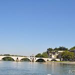 Sur le pont d'Avignon par SUZY.M 83 - Avignon 84000 Vaucluse Provence France